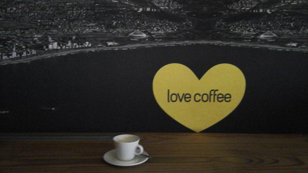 Love Coffee's logo