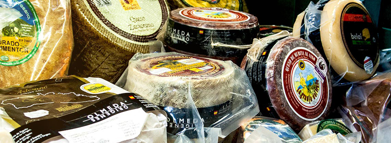 Flavours the world; some of the amazing deli items available at Culinary Table  in Gauteng