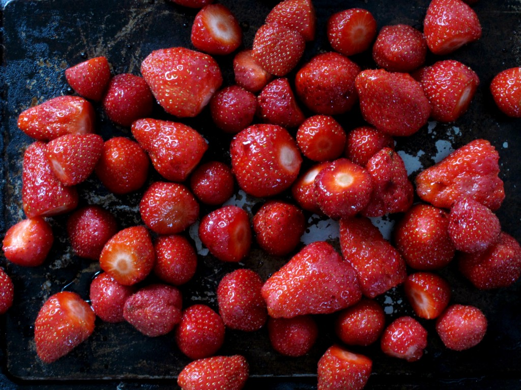 That strawberries can be enhanced with black pepper is a relatively new culinary discovery