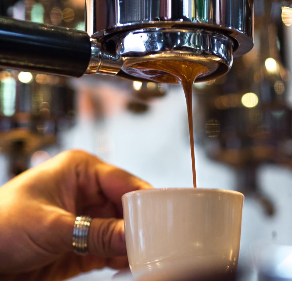 Duke & Duchess: the (h)art of coffee making