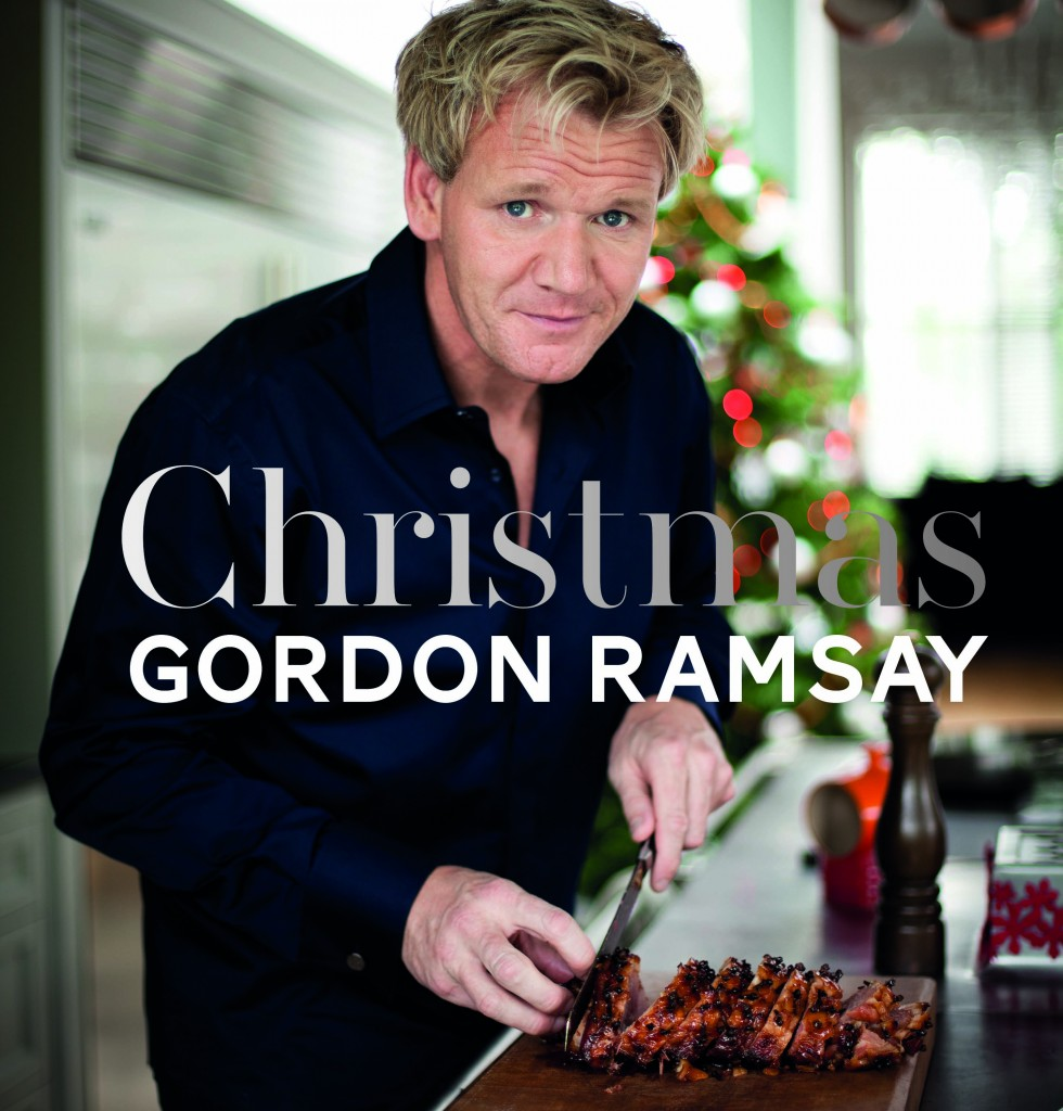 Gordon Ramsay makes Christmas entertaining seem easy in this new recipe book