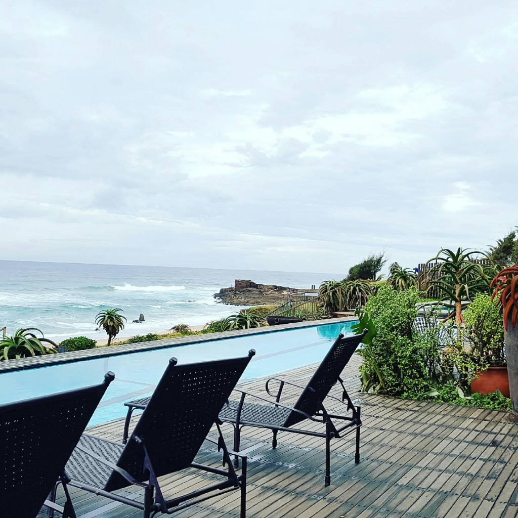 View from Canelands Beach Club